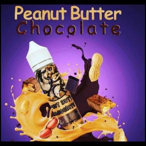 Peanut Butter Chocolate - 60ml - Kxs Liquid