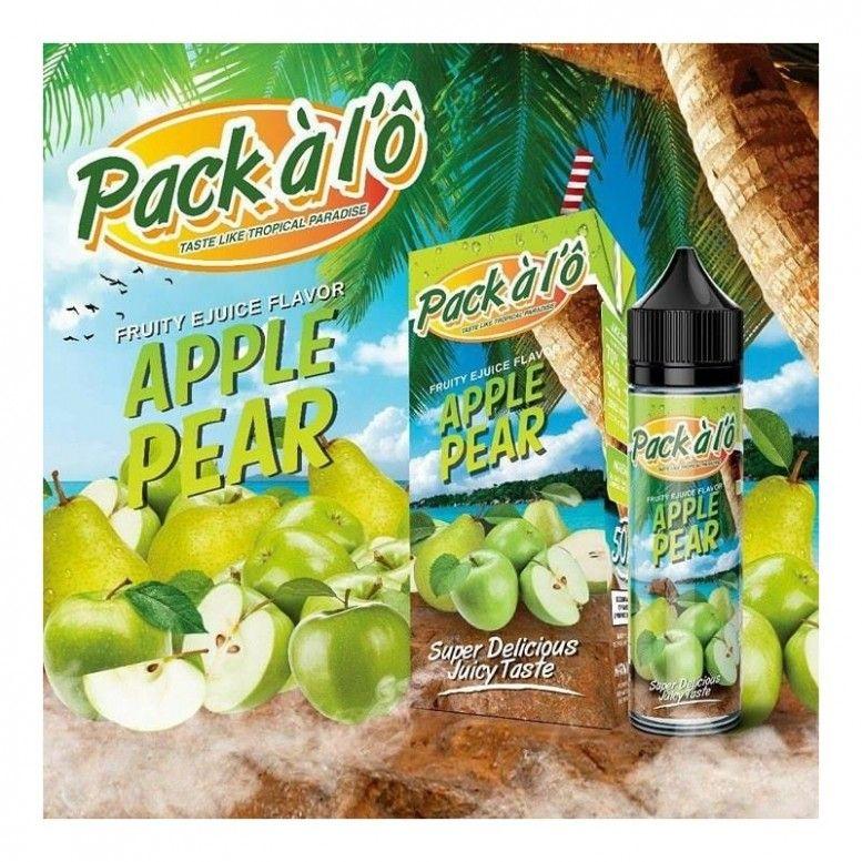 Apple Pear - 50ml - Pack À l'Ô