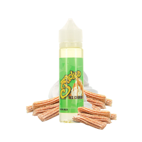 Dis Churros - 60ml - Stacked Juice