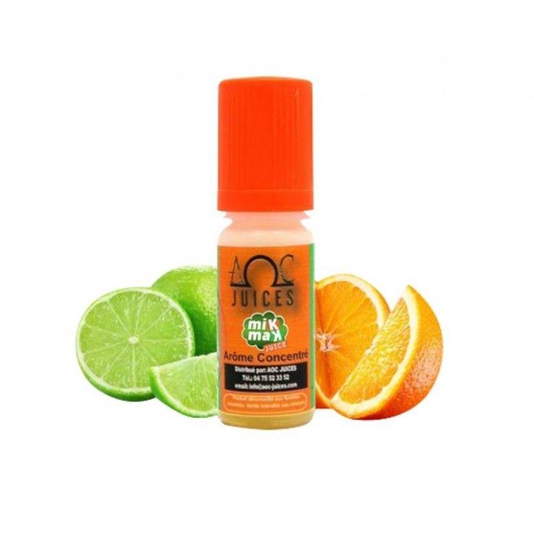 Lemon Orange - 10ml - Concentre Aoc Juice