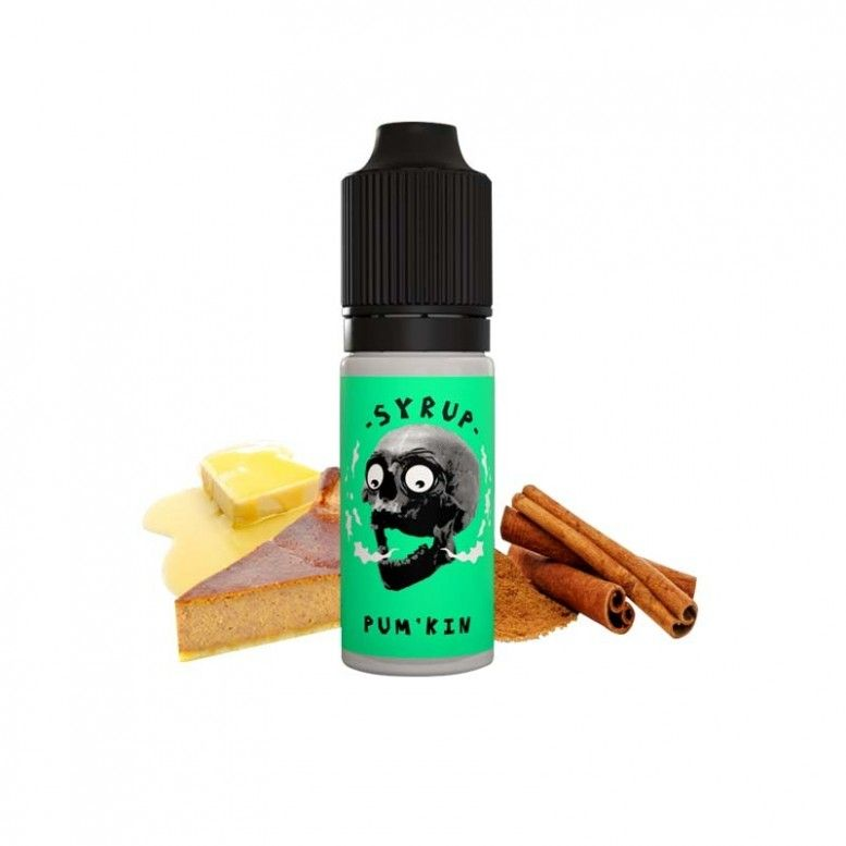 Pum'Kin - 10ml - Concentre Syrup