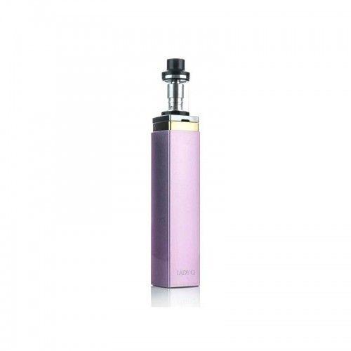 Kit Lady Q - 1000mAh - Rose - Artey Vapor