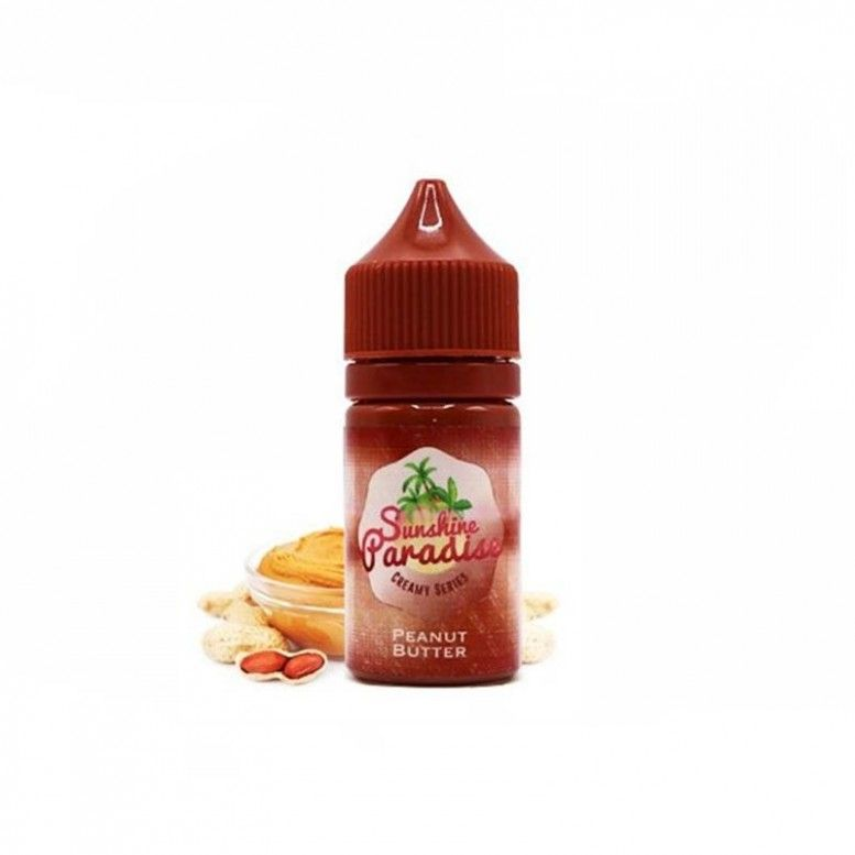 Peanut Butter - 30ml - CONCENTRE Sunshine 84 Paradise