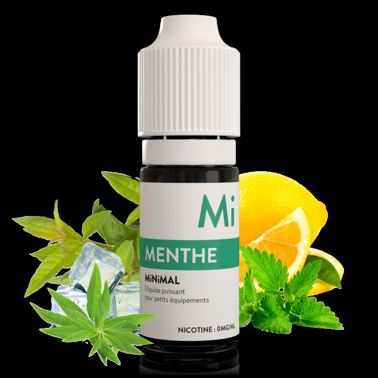 Menthe - Minimal (Sel de Nicotine)