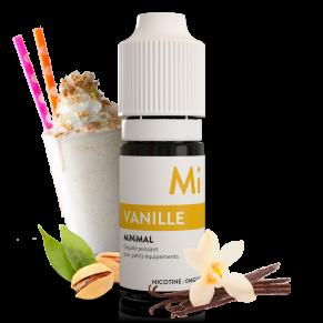 Vanille - Minimal (Sel de Nicotine)