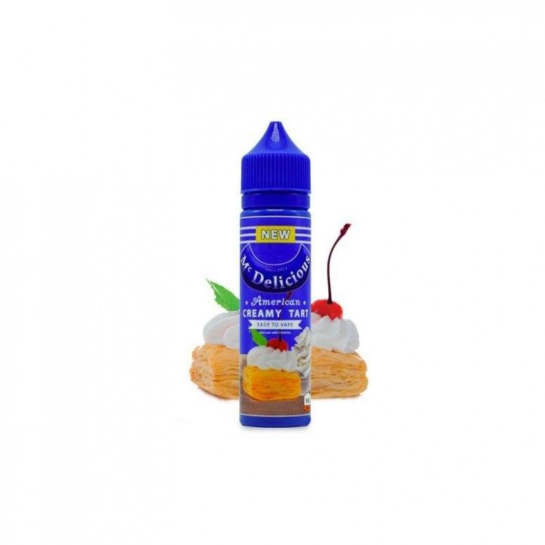 Creamy Tart (Bleu) - 50ml - Mc Delecious