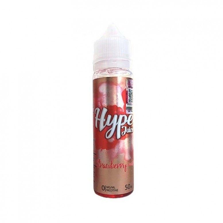 Strawberry Mixer - 50ml - Hype Juice