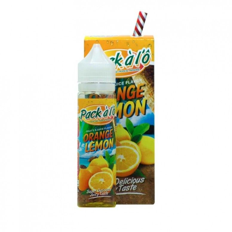 Orange Lemon par Pack À l'Ô