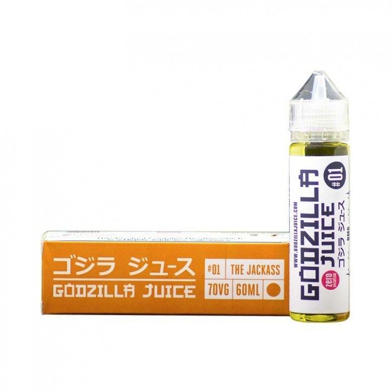 GODZILLA 1 (JACK FRUIT) - 60ML - FCUKIN FLAVA