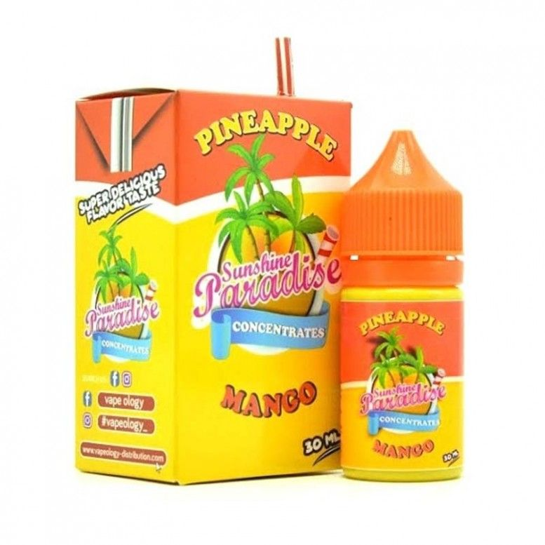 Mango Pineapple - 30ml - CONCENTRE Sunshine 84 Paradise