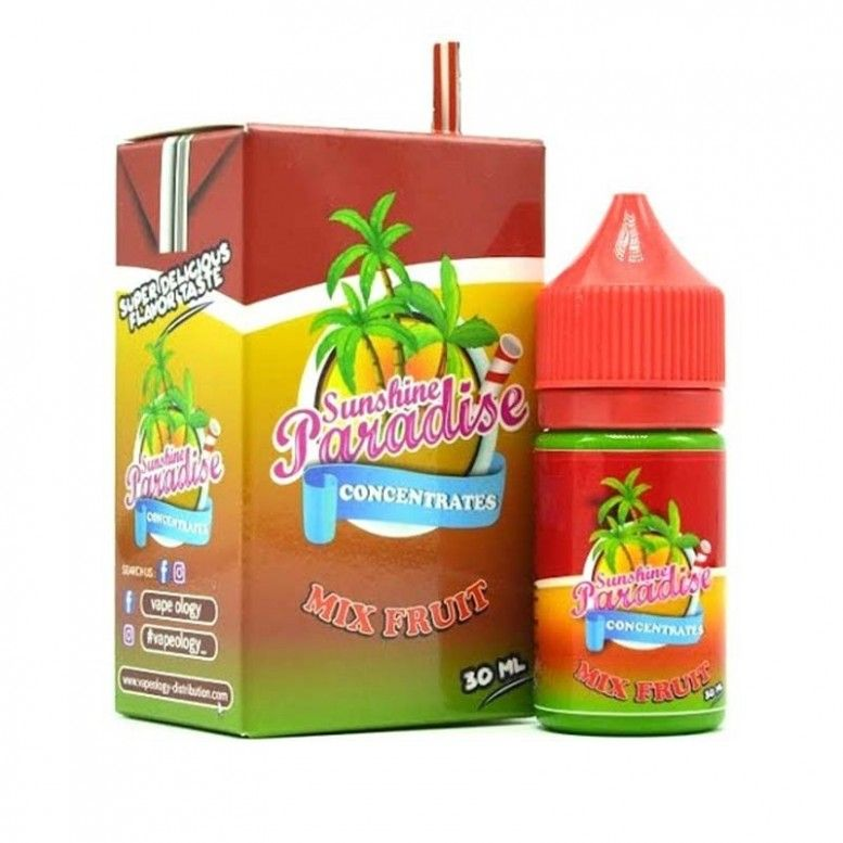 Mix Fruit - 30ml - CONCENTRE Sunshine 84 Paradise