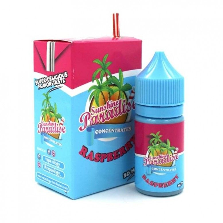 Raspberry Candy - 30ml - CONCENTRE Sunshine 84 Paradise