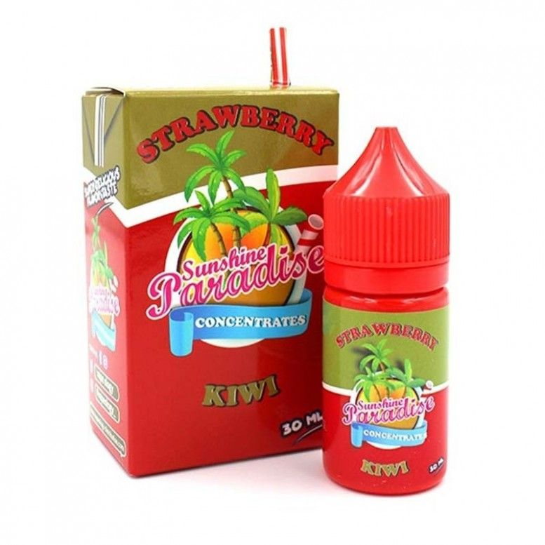 Strawberry Kiwi - 30ml - CONCENTRE Sunshine 84 Paradise