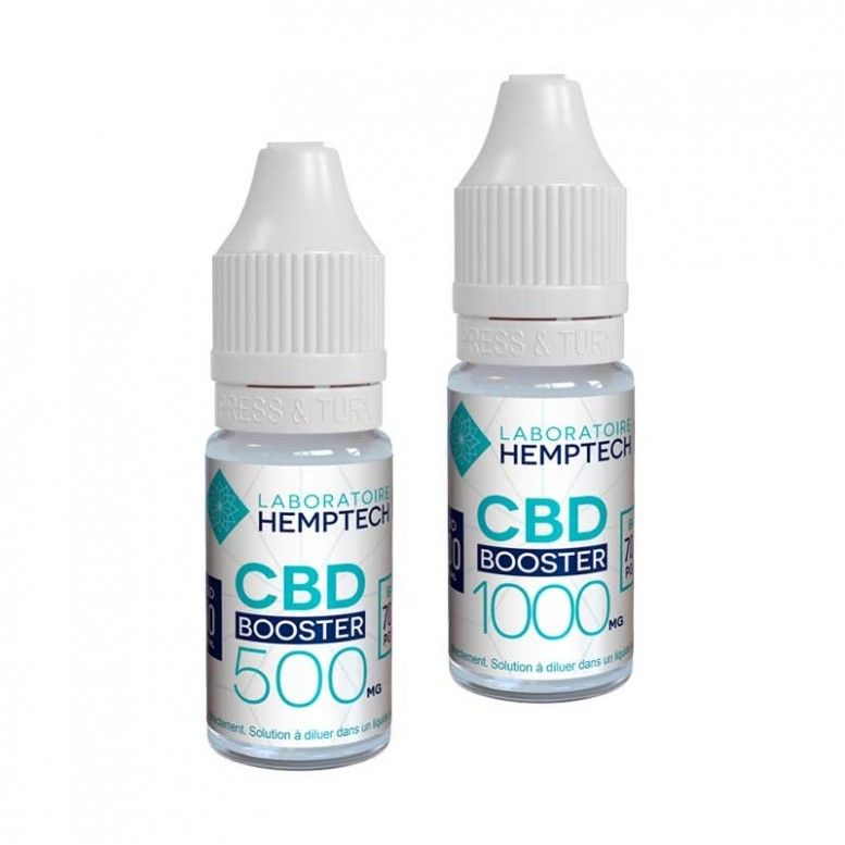 CBD Booster 10ml Hemptech