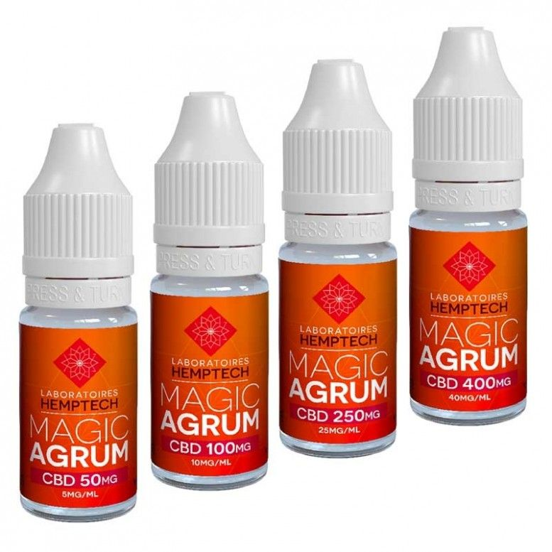 Magic Agrum - 10ml - Hemptech