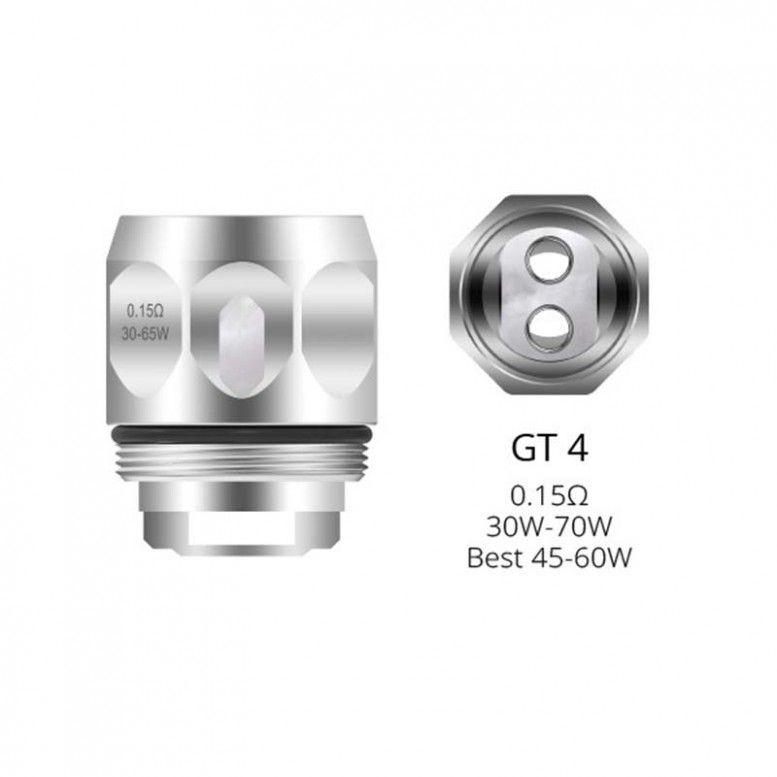 Résistances - GT4 - NRG - 0,15 Ohm