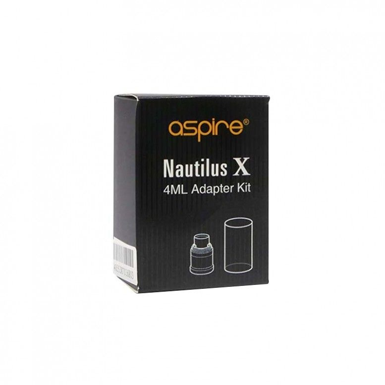 Adaptateur Nautilus X - 4 ml - Aspire