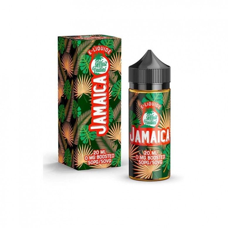 Jamaica - 20ml - West Indies