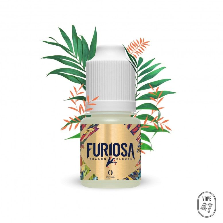 Furiosa Vapor Dragon Clouds