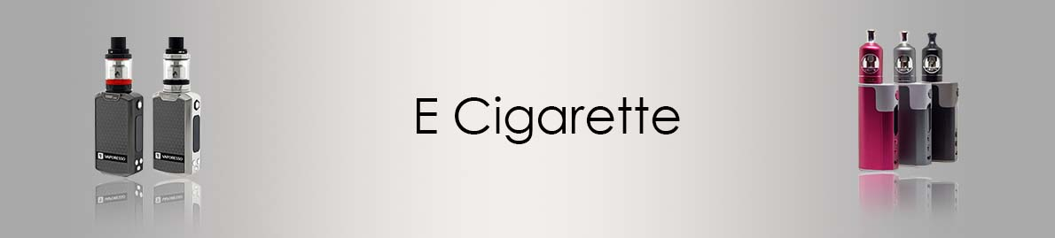 e cigarette menu